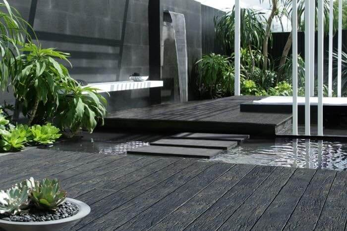 Millboard houtlook composiet