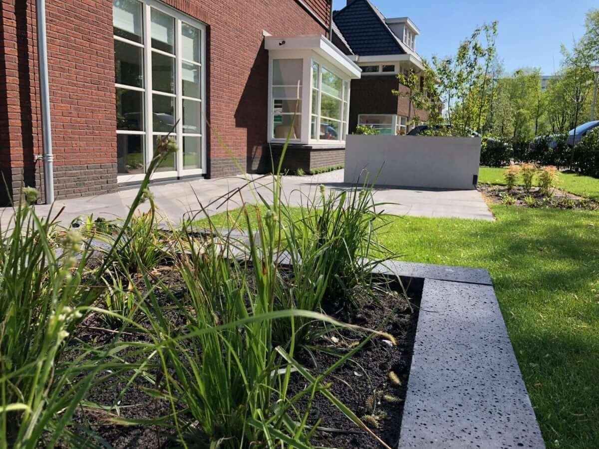plantenbakken beton stapel elementen