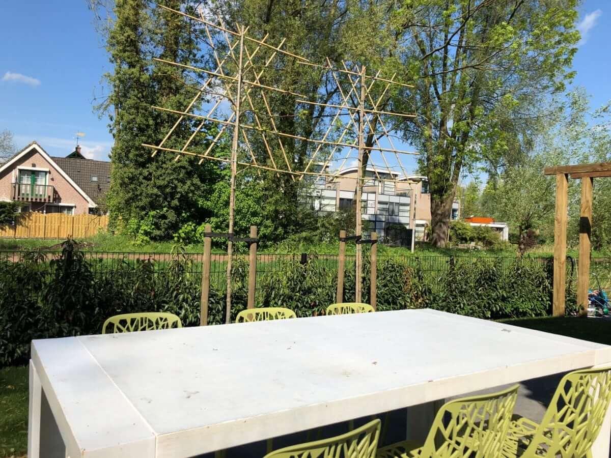 moderne tuin amterdam hovenier
