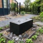waterelement border tuinman ontwerp