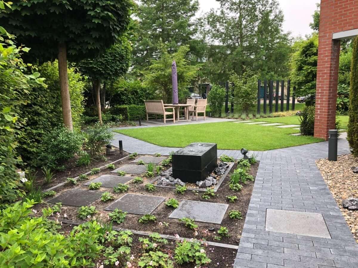 beplanting aanleg tuinman