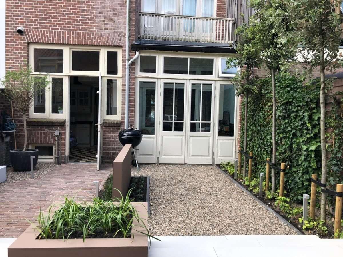 Hoveniersbedrijf Amsterdam grind