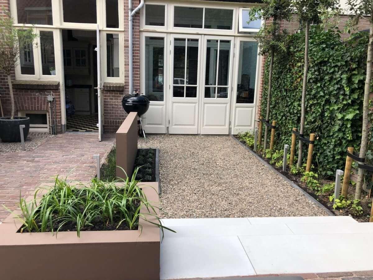 moderne kleine tuin tuinontwerp