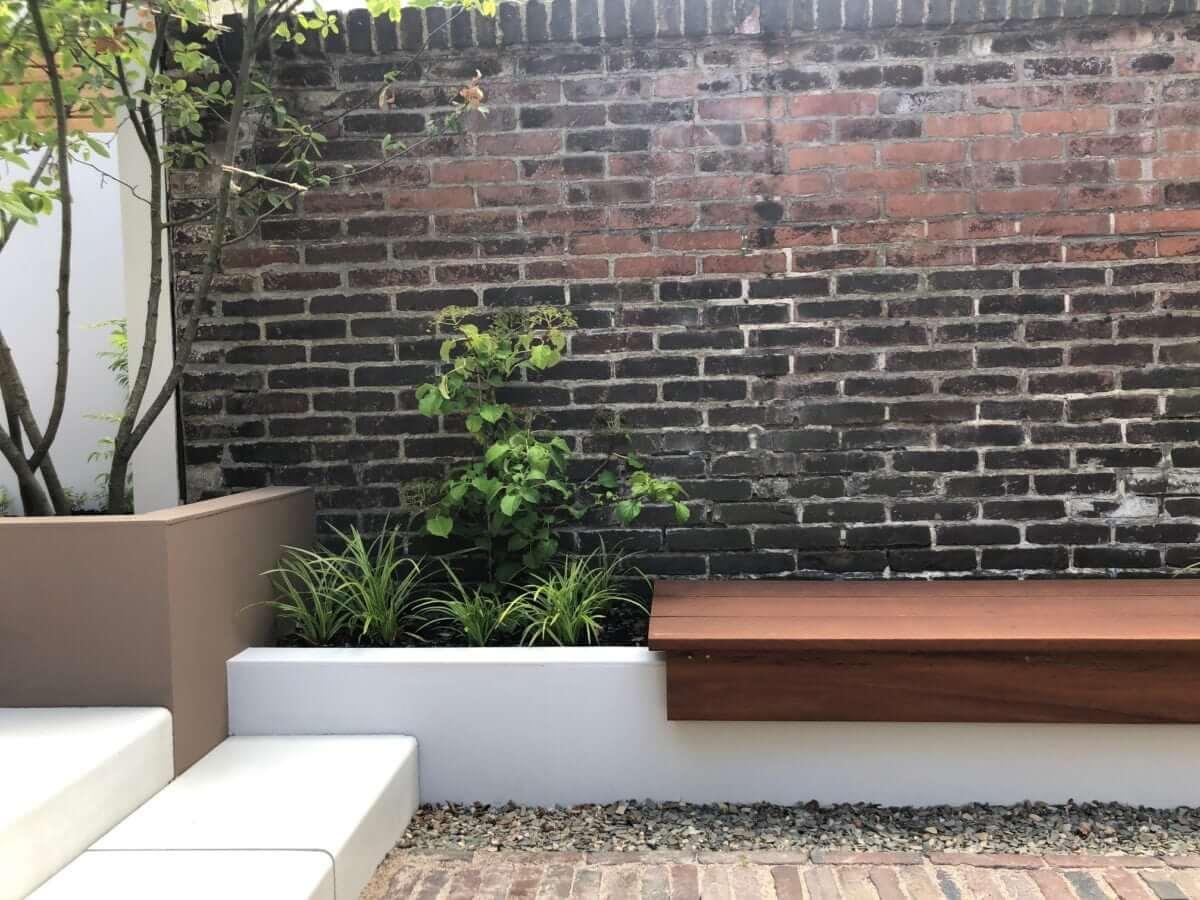beplanting industriele tuin NederveenTuinen