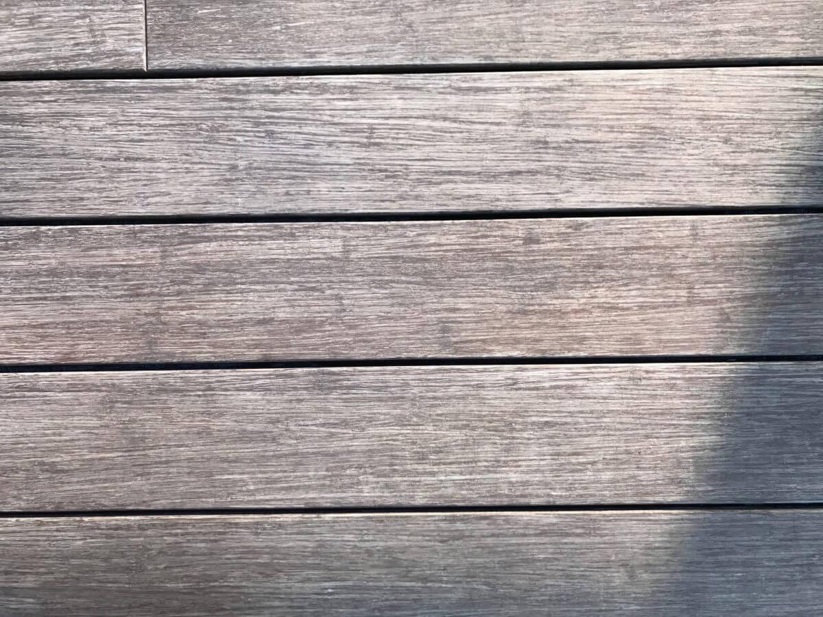 bamboe vlonder tuinaanleg Amstelveen