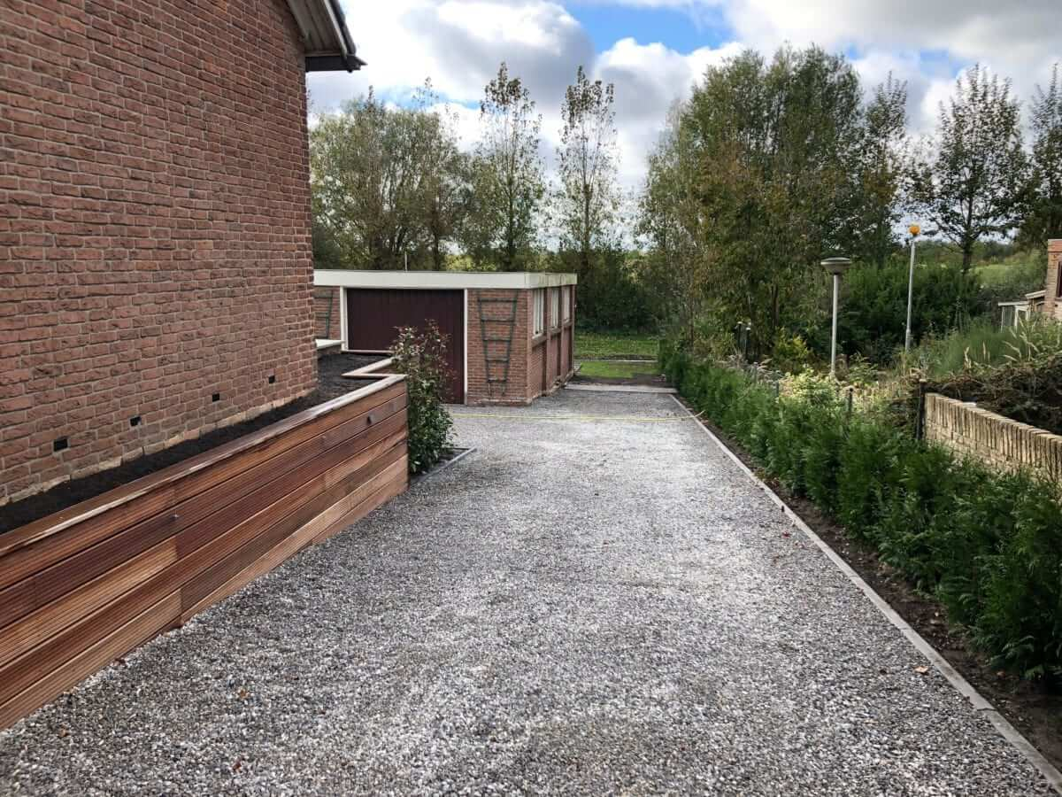 grind tuin aanleg amsterdam hovenier