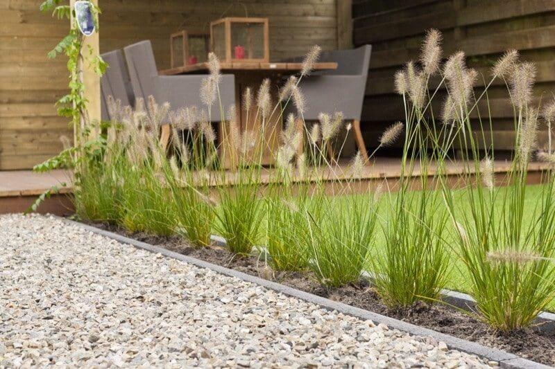 grassen loungetuin hovenier tuinaanleg Amstelveen