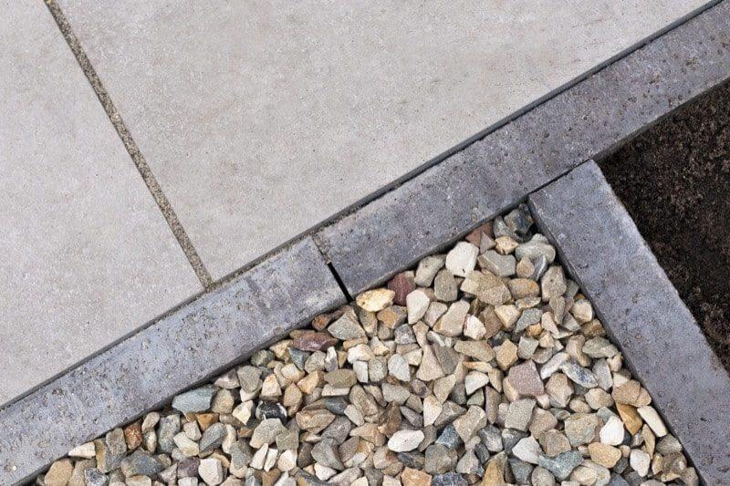 beton grind klinkers hovnier aanleg Amsterdam
