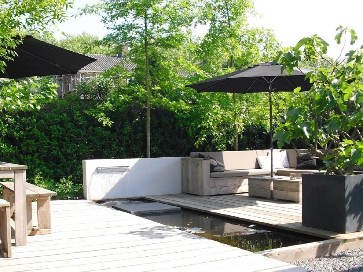 Hovenier Aerdenhout tuinonderhoud en tuinaanleg