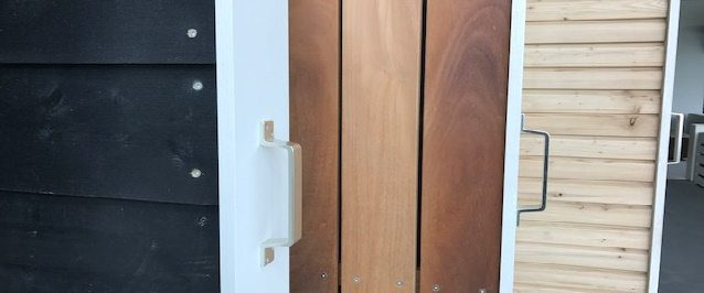 houten schutting amsterdam hovenier tuinaanleg