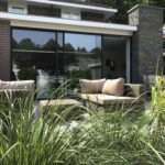 tuinman Amsterdam moderne loungetuin hovenier
